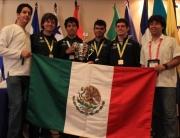 Ibero México campeón